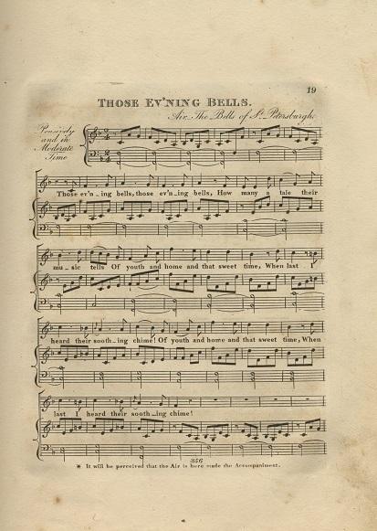 Those Ev'ning Bells