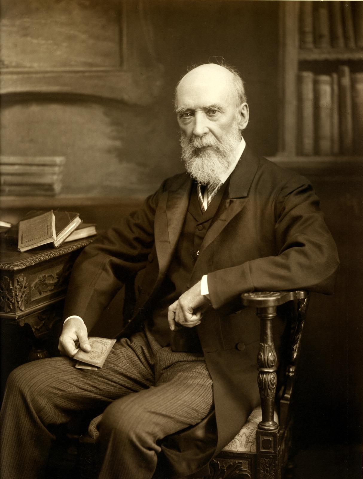 Portrait of Sir Robert Hart, 1910