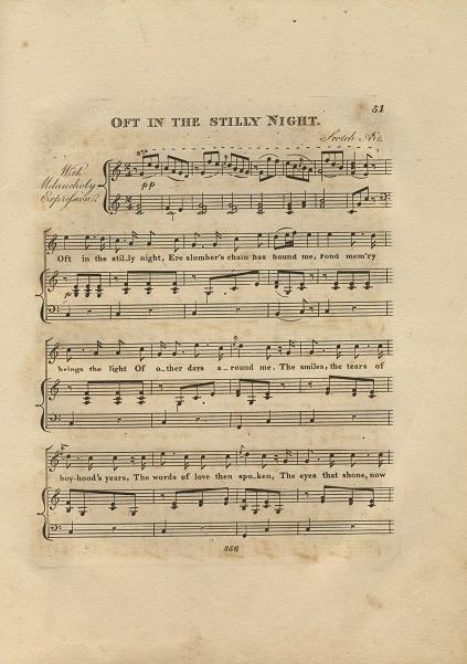 Oft in the Stilly Night