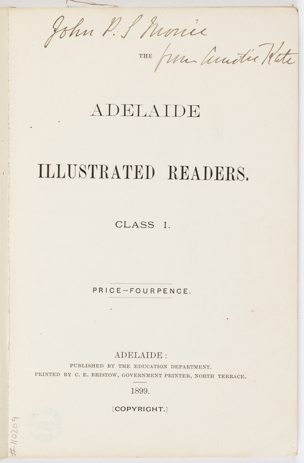 The Adelaide Illustrated Readers