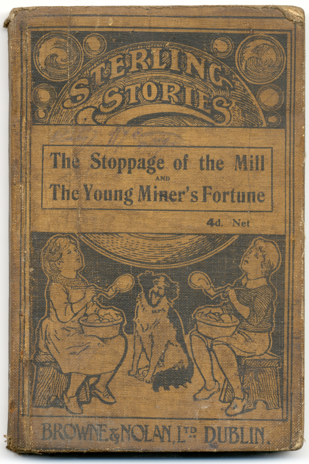 The Stoppage of the Mill and the Young Miner's Fortune