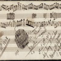 MS 4/19/20 Caun Duive Deelish, signature of Mary Ann McCracken, 1808