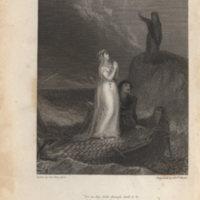 St. Senanus, illus.Poetical Works of Thomas Moore.Longmans, 1853, v. 4, frontispiece.jpg