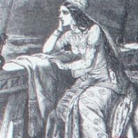 LR.L1.1880a.Hinda on her bark.Tenniel.jpg