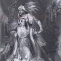 LR.L1.1838a.Zelica, Azim, Veiled Prophet 'Thy oath!'.Corbould.jpg