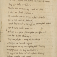 MS 4/26/44a, Inghion Ui Mhórdha in Gaelic script