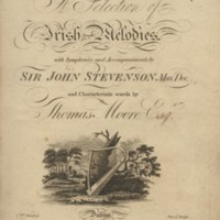 A selection of Irish Melodies.Dublin  edition.1g2, Title-page.jpg