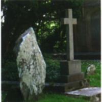 Edith Somerville & Martin Ross graves, Castletownshend, Co Cork