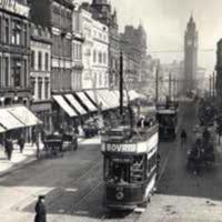 High Street, Belfast, by Robert Welch, c. 1910