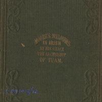 cover.IM.Irish language.Dublin Cumming and Milliken, 1852.jpg