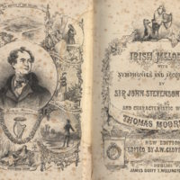 Moore's Irish Melodies ed. Glover.Duffy 1859, Title-page..jpg