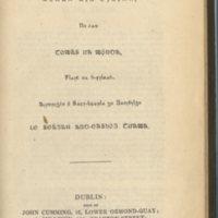 Title-page.IM.Irish language,Dublin Cumming & Milliken, 1852.jpg