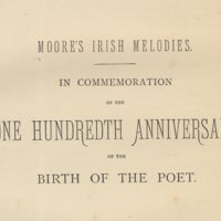 Irish Melodies [music and illustrations].London London, [1880].dedication.jpg