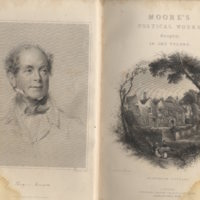 Poetical works of Thomas Moore complete.Longmans, 1852.Frontispiece.jpg