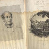 Poetical works of Thomas Moore complete.Longmans, 1853.Frontispiece.jpg