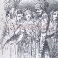 LR.L1.1880a.Selim ignores his harem.Tenniel.jpg