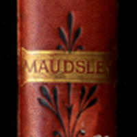 Maudsley, Henry, 1835-1918, Responsibility in Mental Disease(Simm RC340 Maud) - Spine.jpg