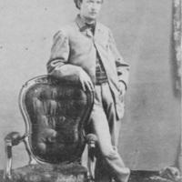 Portrait of Robert Hart c.1854
