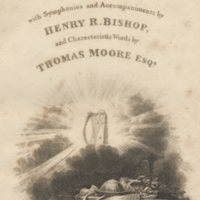 A Selection of Irish Melodies.Title-page..8a.jpg