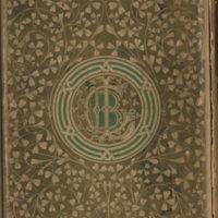 Back cover.Irish Melodies illus Maclise.Longmans, 1846.jpg