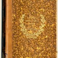 Esquirol, Etienne, 1772-1840, Des maladies mentales considérées sous les rapports médicale, hygiénique et médico-légal (Simm RC340 ESQU) Volume 1 - Cover.jpg