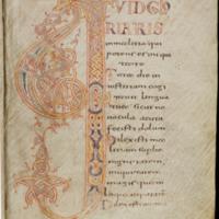 ST. GALLEN, STIFTSBIBLIOTHEK, COD. SANG. 20, PAGE 111