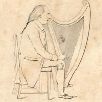 MS 4/35/43 Loose plate, the harper Arthur O'Neill