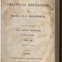 Essays on Practical Education