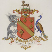 Sir Robert Hart Coat of Arms