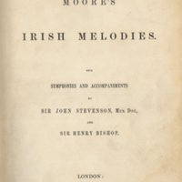 Moore's Irish Melodies.Longmans, 1859, Title-page..jpg