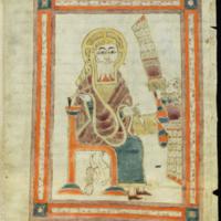 St Gallen, Stiftsbibliothek, Cod. Sang. 1395, p. 418
