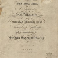 Fly not yet.Stevenson.ss.J.Power, [1829], title-page.jpg