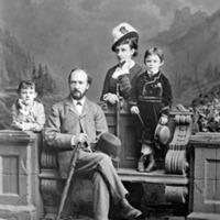 Hart Family, ca. 1878