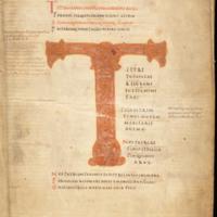 Bern, Burgerbibliothek, Cod. 165: Vergilius: Bucolica, Georgica, Aeneis / Scholia Turonensia, Fol. 2R