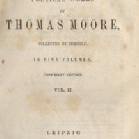 Poetical works of Thomas Moore.Leipzig Tauchnitz, 1842.Title-page.jpg