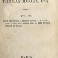 The works of Thomas Moore.Paris Fain, 1821.v.3, Title-page.jpg