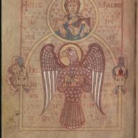 Cambridge, University Library, MS Ll.l.10, fol. 31v; Book of Cerne
