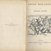 Irish Melodies.London Longmans, 1865.Title-page.jpg