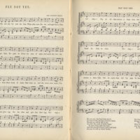 Fly not yet.Moore's Irish Melodies.Longmans, 1859.jpg