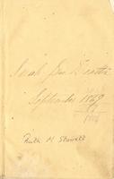 Girl's Reading Book, 1868 & 1889